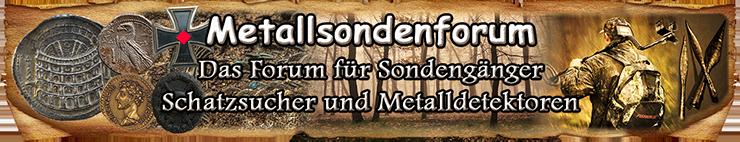 Forum für Metalldetektoren www.metallsondenforum.de
