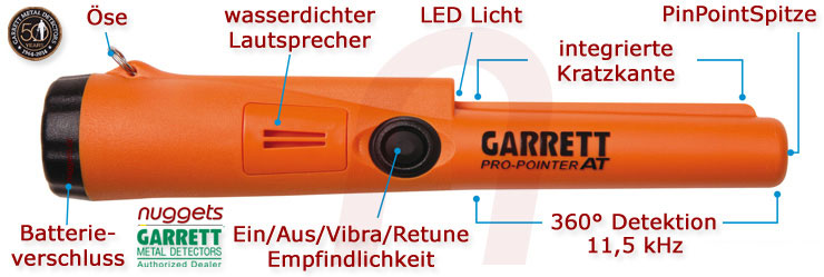 How To Use Garrett ProPointer Pinpointer