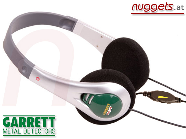 Garrett Headphone Kopfhörer ACE 6,3 Klinke www.nuggets.at