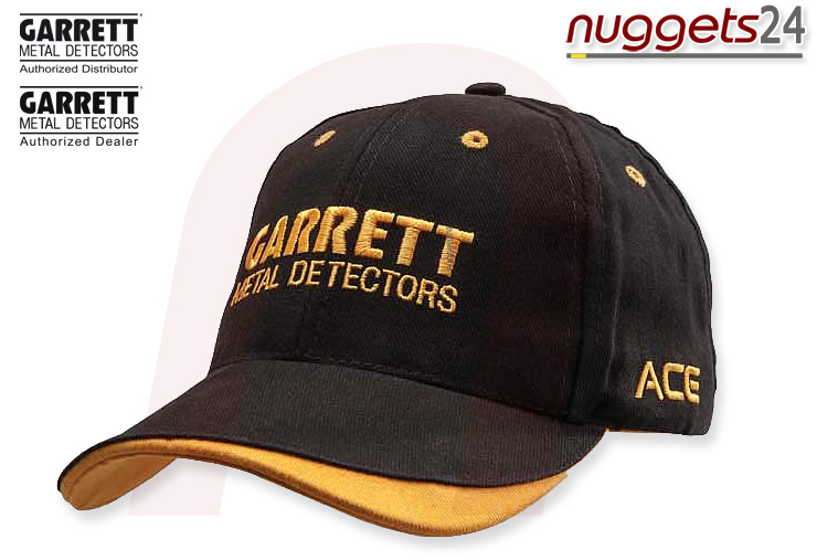 Garrett Cap ACE www.nuggets.at Metalldetektor Online Shop