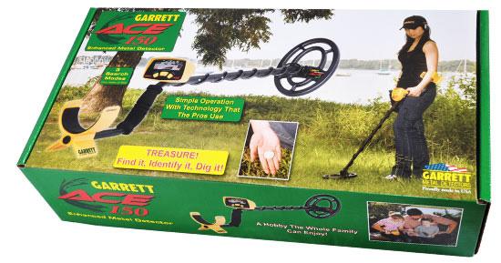 GARRETT GARETT GARET ACE 150 Detektor OnlineShop www.nuggets.at