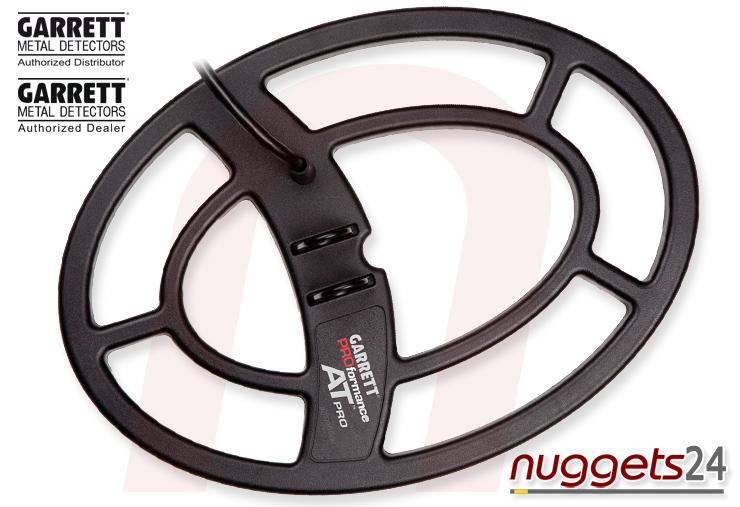 GARRETT 9x12 23x30 concentric konzentrisch Coil SuchSpule für alle AT Serien www.nuggets24.com