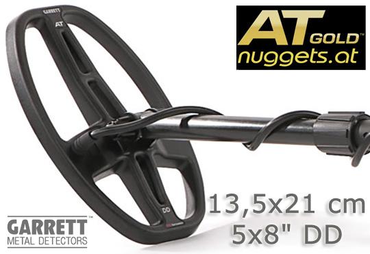 ATGOLD Garrett Golddetektor bei www.nuggets.at im Sonderangebot
