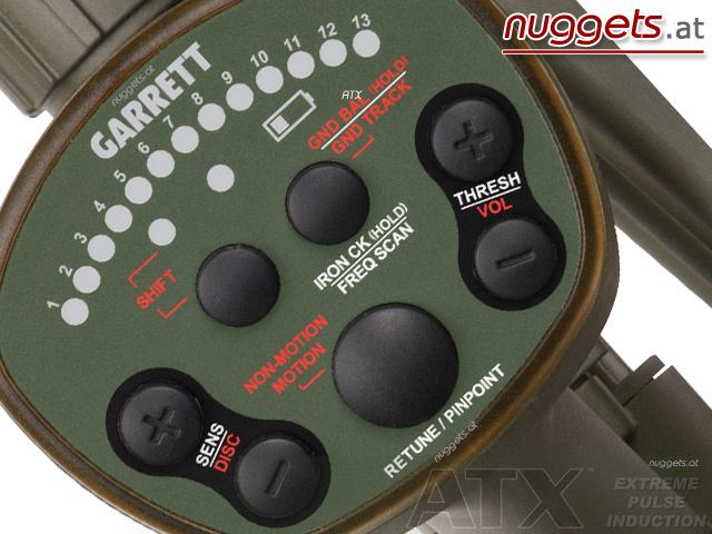 Garrett ATX www.nuggets.at www.garrett-atx.com