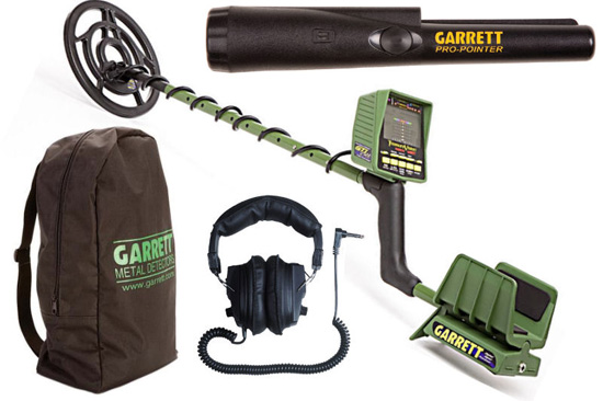GARRETT GTI PROPOINTER SET bei www.nuggets.at Special Price