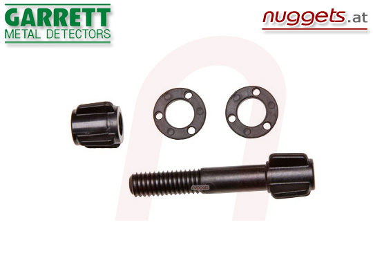 GARRETT parts part screw set for all models www.nuggets.at