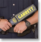 GARRETT AUSTRIA Security Metal Detectors