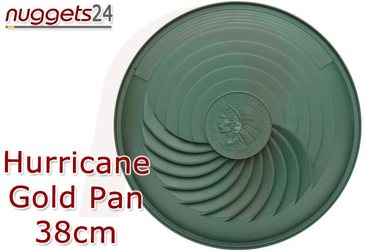 Karma Hurricane Goldpan www.nuggets24.com Goldwaschen macht Spass