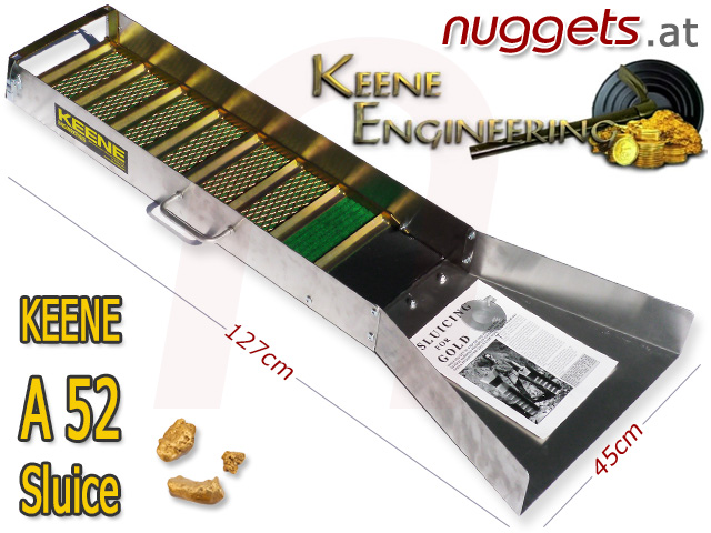 KEENE bei www.nuggets.at Metal Detector Online Shop