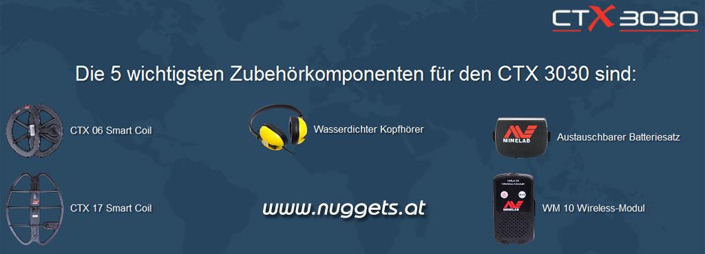 CTX3030 CTX 3030 MINLEAB Zubehör www.nuggets.at