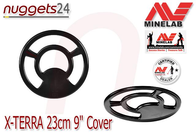 Minelab Coil Cover Suchspulenschutz Spulenschutz www.nuggets.at