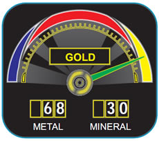 NOKTA Golden King Online Shop Metalldetektor Metal Detector www.nuggets.at