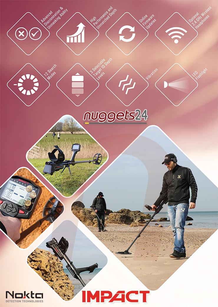 Nokta Impact english details nuggets24com