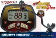 Bounty Hunter Quick Draw PRO Metalldetektor Teknetics...