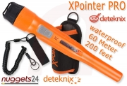 Deteknix XPointer PRO Pin Pointer PinPointer Unterwasser...