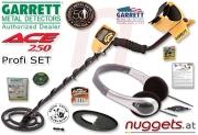 GARRETT ACE 250 Metalldetektor