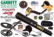 GARRETT ACE 250 ProPointer Metalldetektor DUO SET