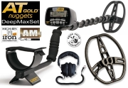 GARRETT AT GOLD DeepMax DeepSeeker Gold Detector Double...