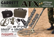 GARRETT ATX PI DeepSeeker Package Pulsinduction GOLD...