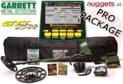 GARRETT GTI 2500 Pro Package SET Metalldetektor
