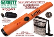 GARRETT  PRO POINTER AT Premium Edition waterproof...