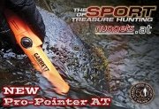 GARRETT  PRO POINTER AT Premium Edition waterproof PinPointer...