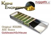 Keene A51 A 51 Sluice Goldwaschrinne Goldwaschschleuse