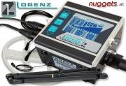 LORENZ Z1 Z-1 DeepMax Gold Metalldetektor
