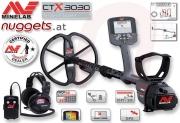 MINELAB CTX 3030 GPS Metalldetektor