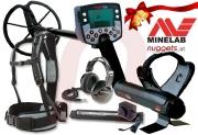 MINELAB E-TRAC Pro Swing Set Metalldetektor