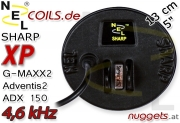 NEL Sharp XP Adventis ADX G-Maxx GMaxx 4,6 kHz Coil...