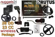 RUTUS Alter 71 RA71 WIRELESS Funk Set Multi Frequenz Duo...