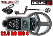 XP DEUS 22 RC WS4 Premium SET Metalldetektor