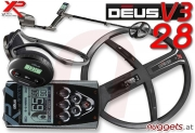 XP DEUS 28 RC WS4 Premium SET Metalldetektor