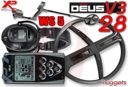 XP DEUS 28 RC WS5 V3 3.2 Premium SET Metalldetektor