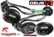 XP DEUS V3 WS4 WS 4 Kopfh�rer Headphone