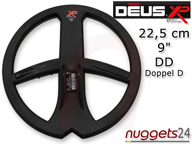 XP DEUS 22,5 cm 9