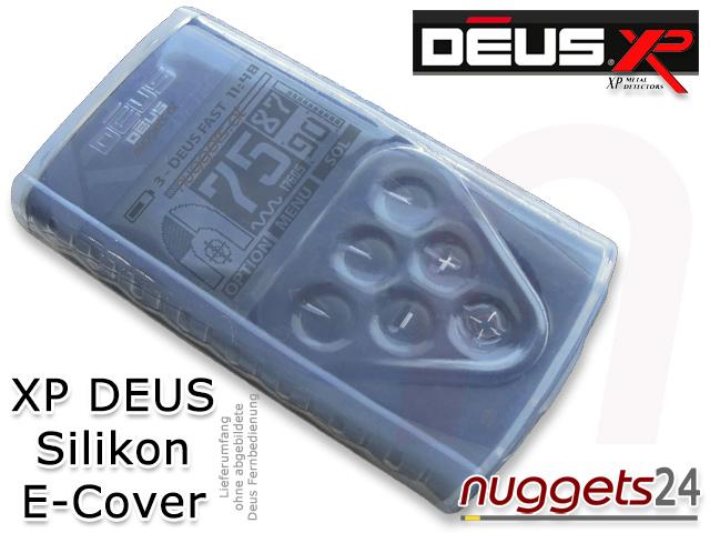 XP DEUS Schutzhülle Elektronik Cover www.nuggets.at Metalldetektor Online Shop Metal Detector Detektor Detektoren Schatzsuche