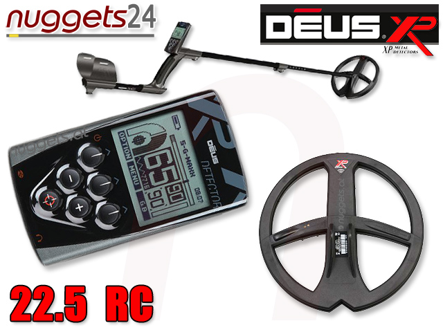 XP DEUS V3 3.0 Profi SET Metal Detector Online Metalldetektor Shop www.nuggets.at