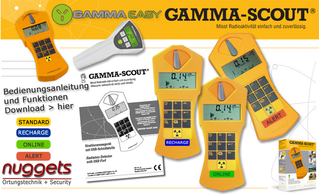 Gamma-Scout GammScout Gamma Scout www.gamma-scout.at OnlineShop