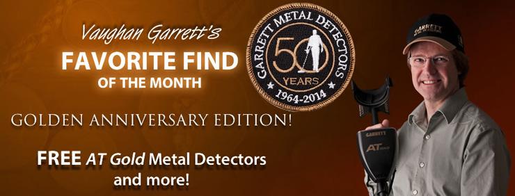 GARRETT AT Gold Metalldetektor gewinnen - schönsten Fund und Story per email an GARRETT senden und Glück haben - www.nuggets.at