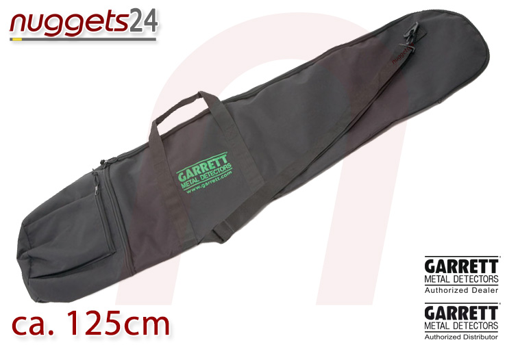 GARRETT kauft man beim Metalldetektor Fachhandel www.nuggets24.com
