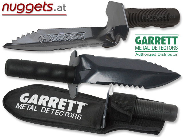 Garrett Edge Digger Metalldetektor Schatzsucher Grabungswerkzeug bei nuggets24.de