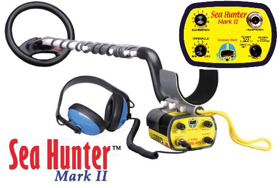 Garrett Sea Hunter MK II Metalldetektor Unterwasser Schatzsuche nuggets24