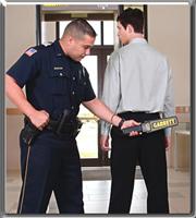 GARRETT Security Handdetektoren Personenscanner von  garrettaustria.com