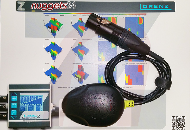 Lorenz Z1 Data Logger Kit www.nuggets24.com