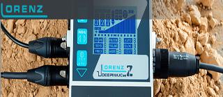 Professional Detector Lorenz Z1 Bedienungsanleitung Anleitung Download www.nuggets.at www.lorenz-z1.com