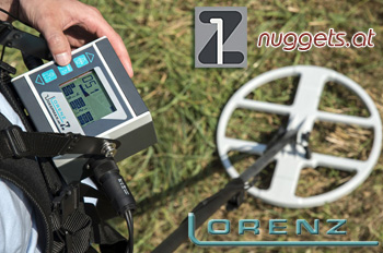 LORENZ Deep Max Special Offer with Notebook GPS DataLog www.nuggets.at
