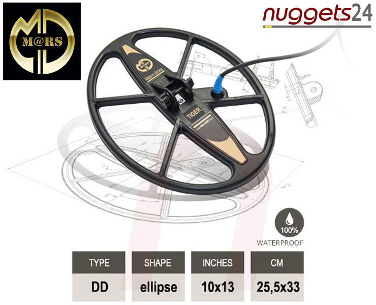 Mars Tiger Garrett ACE 200i 300i 400i EuroACE 250 nuggets24de