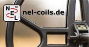 NEL Profi SuchSpulen für alle Metalldetektoren